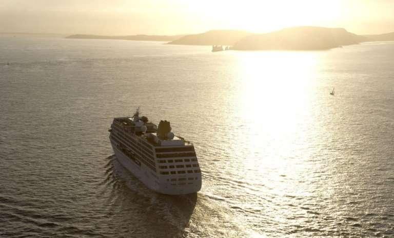 Los cruceros captan en Europa 6,6 millones de viajeros, un 3% más