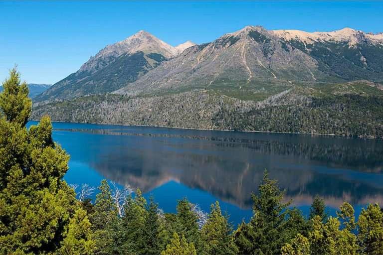 Recorrido en kayak desde el lago Moreno y el lago Gutiérrez desde Bariloche