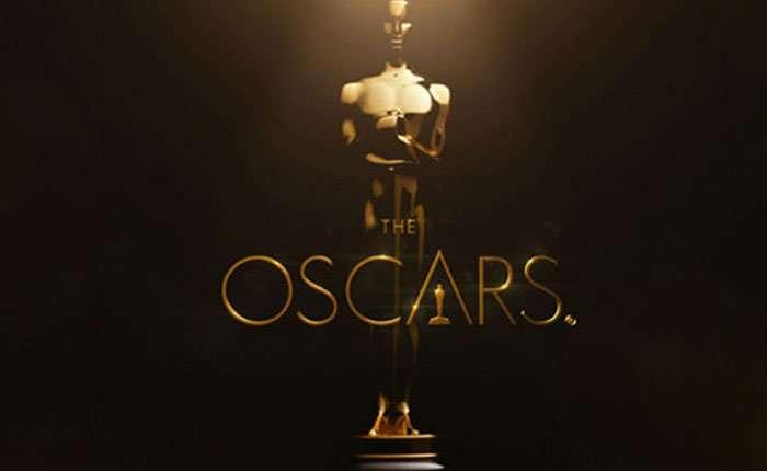 Los Oscar: puesto de merchandising al lado de la alfombra roja