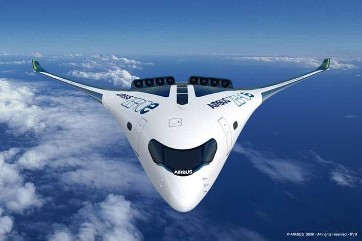 Airbus Podría Tener Aviones con Motores de Hidrógeno para 2035