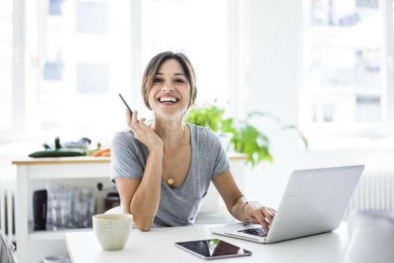 Trabajar desde casa: pros y contras