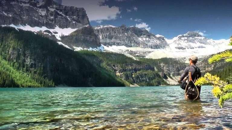 Mejores Ubicaciones Mundiales de Pesca con Mosca: La Patagonia