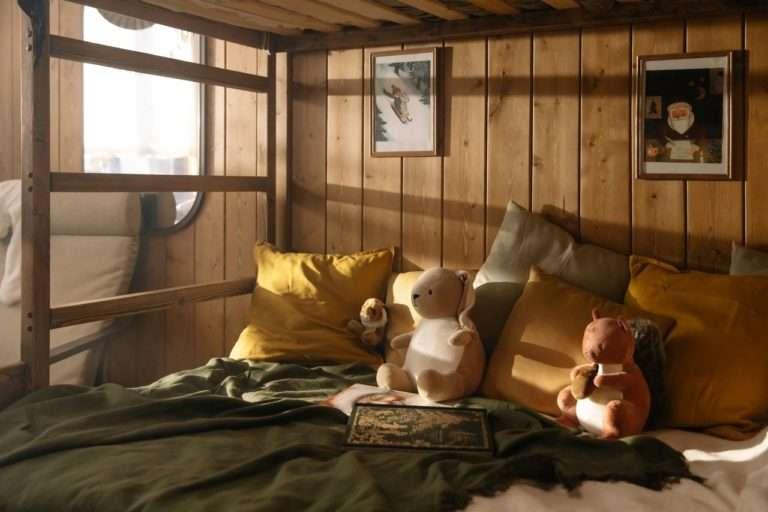 Aprende como decorar una habitación infantil para dos con muy poco presupuesto